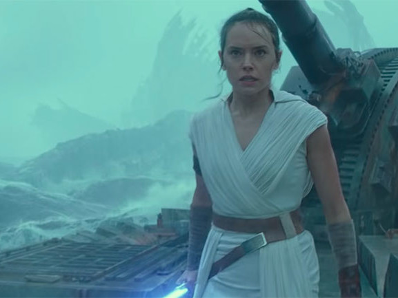 Vous reprendrez bien une petit vidéo de Star Wars 9 The Rise of Skywalker ?