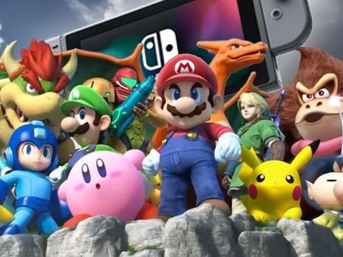 Super Smash Bros devrait arriver sur la Switch en 2018