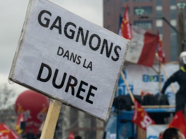 L'Unsa ferroviaire reprend la grève à la SNCF