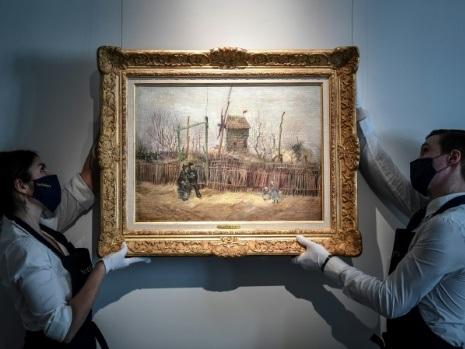 Un Van Gogh adjugé 13 millions d'euros à Paris, un record en France