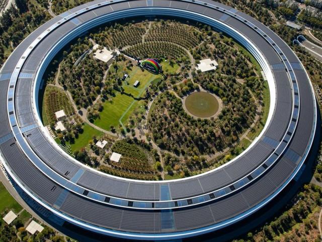 Apple organise une journée portes ouvertes à l'Apple Park