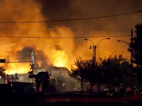 Netflix retire d'un film les images d'un accident ferroviaire au Québec