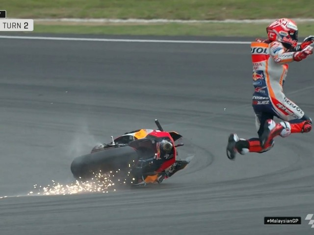 MotoGP: Marquez va se faire opérer de l'épaule