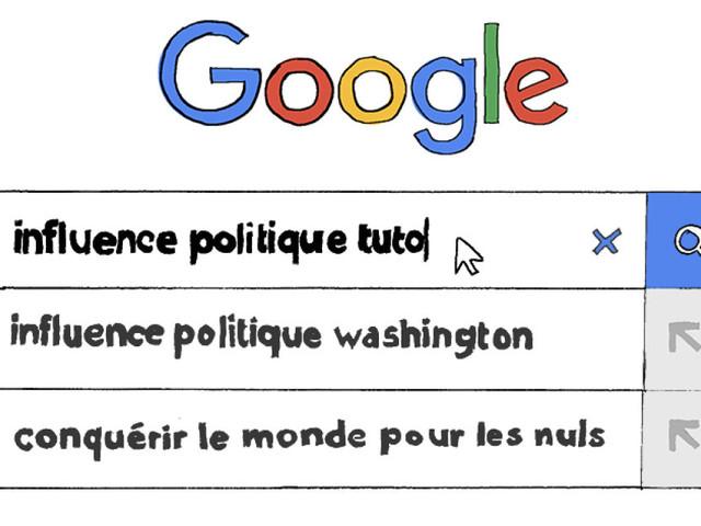 Pour la première fois, Google champion du lobbying aux Etats-Unis