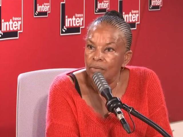 """Ensauvagement: """"Un mot de l'imaginaire colonial"""" tranche Christiane Taubira"""