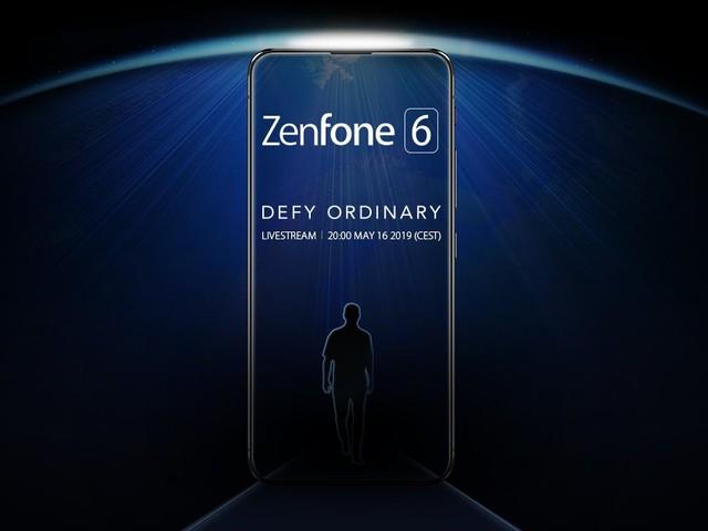 Asus Zenfone 6 : aucune encoche en vue, date et heure de présentation confirmées