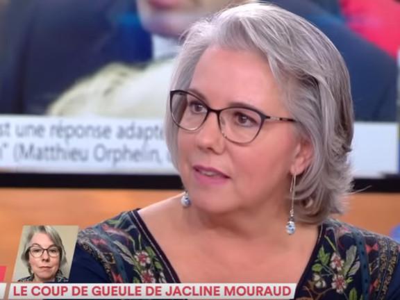 """Ectoplasmie, 4X4 et argent des politiques : on a conversé avec Jacline Mouraud, le visage truculent des """"gilets jaunes"""""""