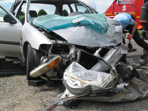Accidents : 13 morts et 2 076 blessés en une semaine