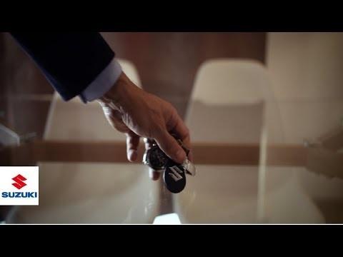 Suzuki tease une première mondiale au Salon de Milan