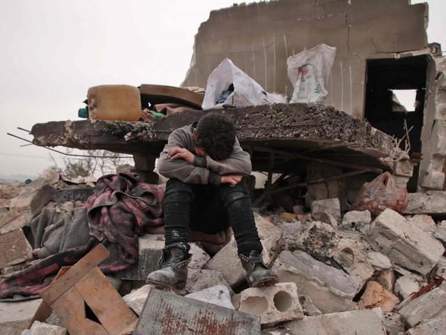 Syrie: au moins sept civils, dont cinq enfants, tués dans des raids russes