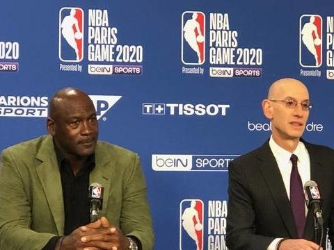 «Les restaurants étaient excellents», Michael Jordan et la NBA ont passé du bon temps à Paris