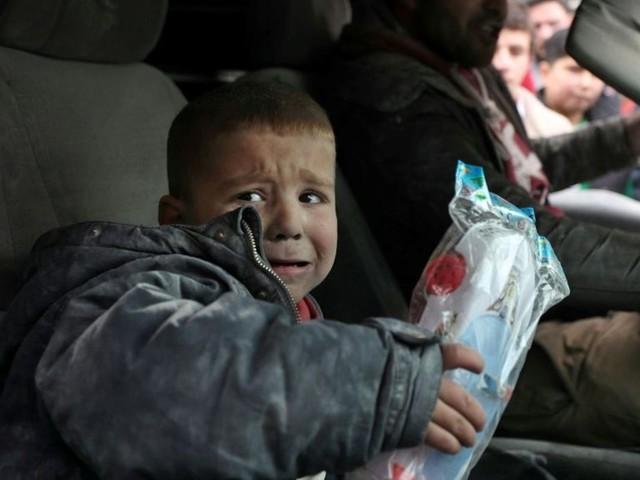 Syrie: les combats meurtriers entre forces du régime et djihadistes semblent signer la fin d'une trêve