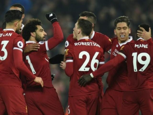 Angleterre: Liverpool renverse City, battu pour la 1re fois de la saison