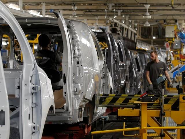La production industrielle française plus forte qu'attendu en octobre