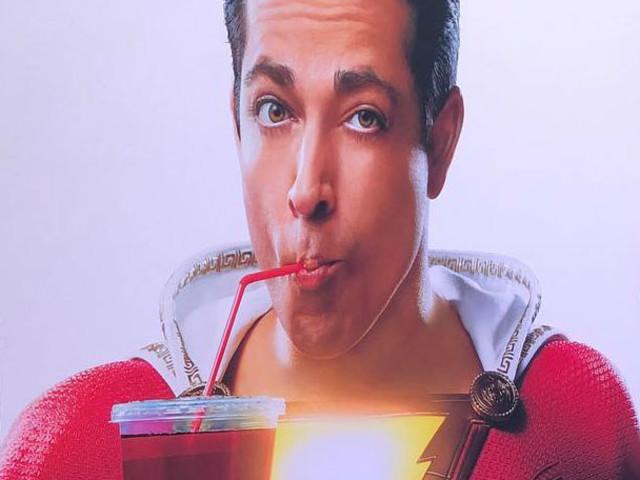 Shazam : La première image promotionnelle du film !