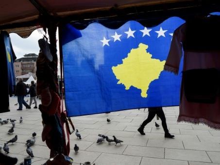 """Une """"serviette"""", une judoka, une cathédrale : cinq choses sur le Kosovo"""