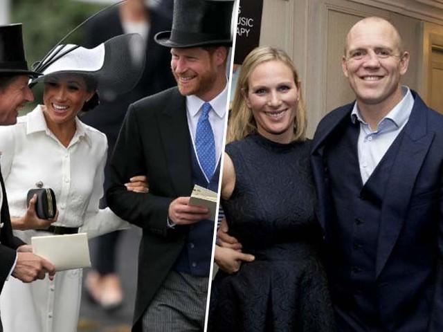 Meghan Markle met Ascot à ses pieds pour la naissance d'un nouveau royal baby !