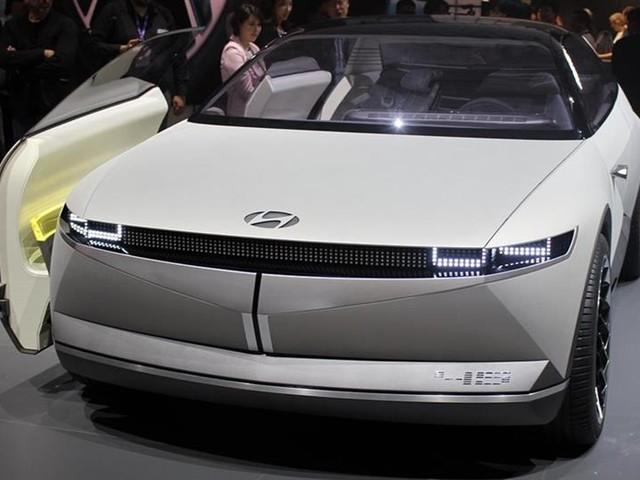 """Hyundai 45 EV Concept : l'électrique """"coup de cœur"""" du salon de Francfort"""