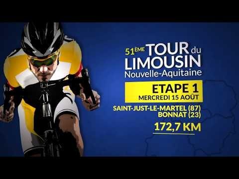 Tour du Limousin - Nouvelle-Aquitaine - Suivez en LIVE l'intégralité de cette 51ème étape du Tour du Limousin - Nouvelle-Aquitaine sur Direct Vélo