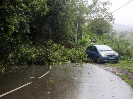 Le cyclone Belna fait au moins 2 morts à Madagascar