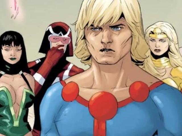 Marvel : Une gaffe donne un indice crucial sur l'histoire de The Eternals