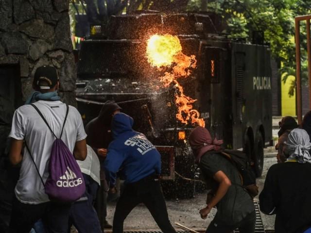 Colombie: des milliers d'étudiants manifestent pour l'enseignement public