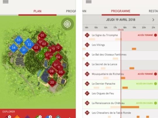 Dossier : les apps iPhone des parcs d'attractions + ambiance et grand-huit en VR et 360