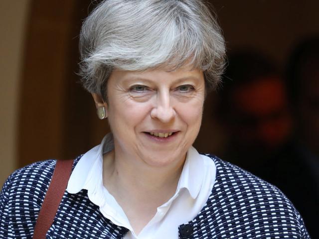 Cette semaine, Theresa May pourrait sauver sa place au 10 Downing Street (ou pas)