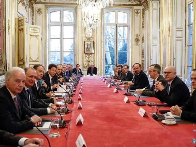 Retraites: Matignon et les syndicats se quittent sans accord