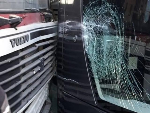 Casablanca: Une collision grave entre un camion et une rame de tramway a perturbé le trafic