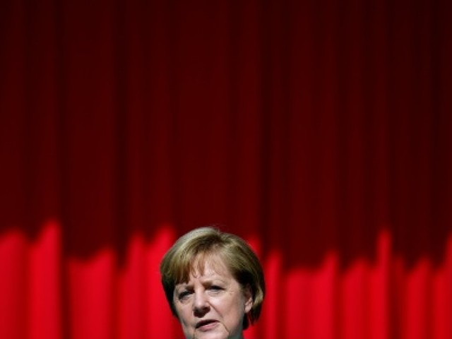 """Merkel et """"l'étrange"""" campagne électorale allemande"""