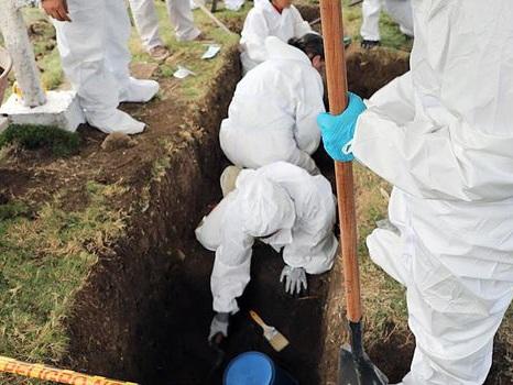 Colombie: exhumations dans une fosse commune de civils tués par l'armée
