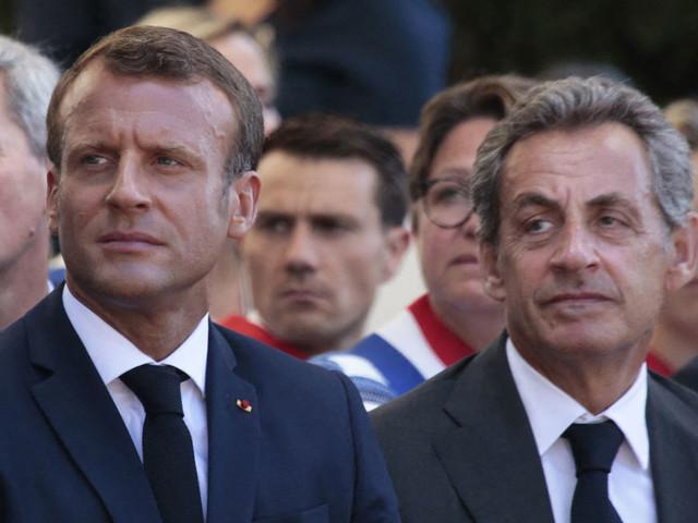 Pour l'hommage au sultan d'Oman, Nicolas Sarkozy remplace Emmanuel Macron