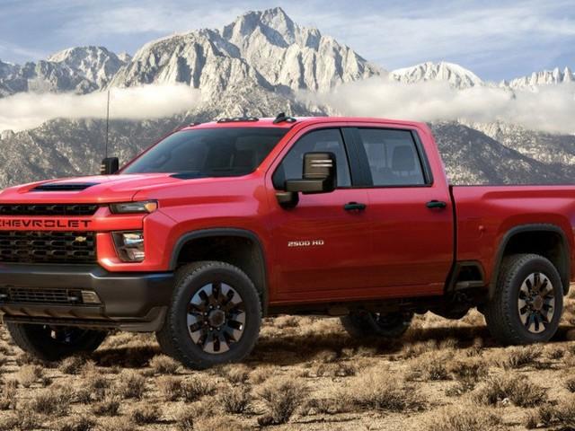 À l'essai cette semaine : Chevrolet Silverado HD 2020