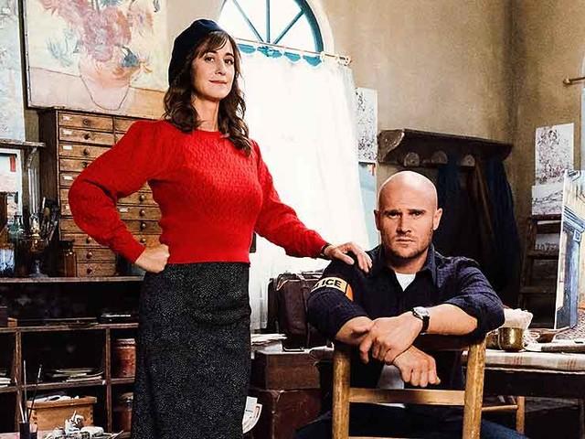 « L'art du crime » : peintres, invités, personnages… les créateurs nous parlent de la saison 4