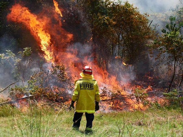 Face aux incendies, l'Australie défend sa politique environnementale
