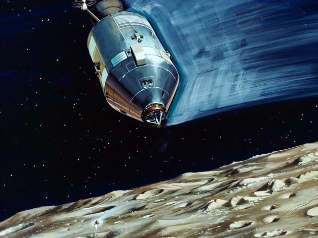 Pour les 50 ans d'Apollo, gagnez un manuscrit rare de Autour de la Lune !