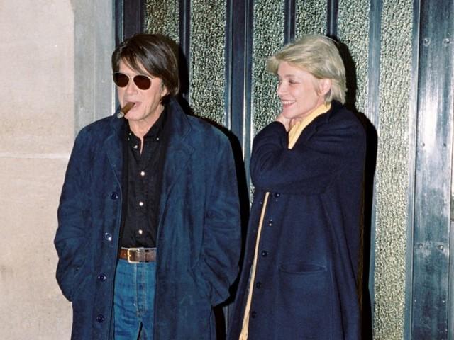 Françoise Hardy évoque la compagne de Jacques Dutronc...