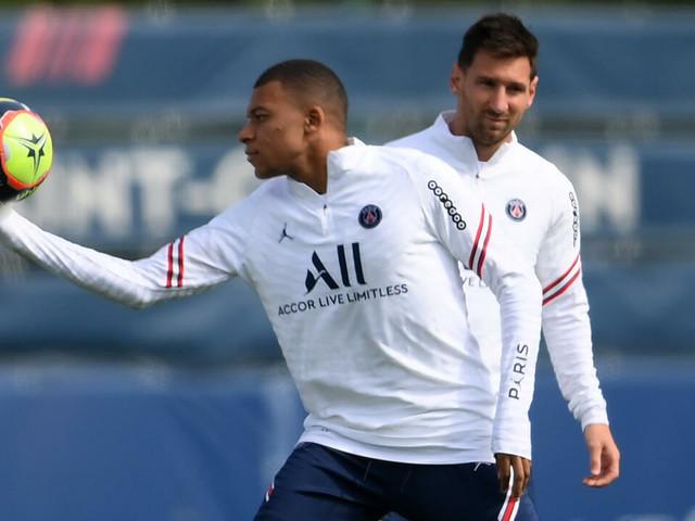 Transferts: après Messi et Ronaldo, Mbappé en 3e étoile filante ?