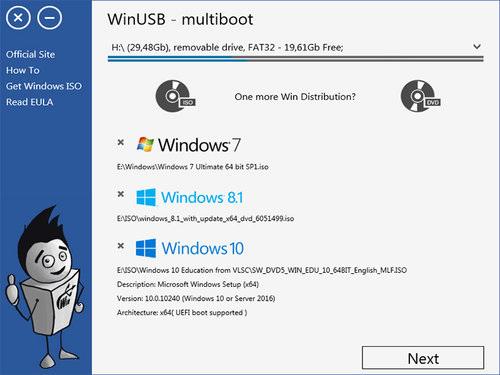 WinUSB, madVR, Winyl, FireAlcapa : les logiciels de la semaine