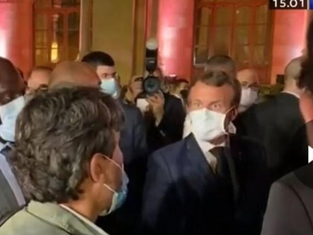 Liban: Macron critiqué après avoir rabroué Georges Malbrunot, journaliste au Figaro