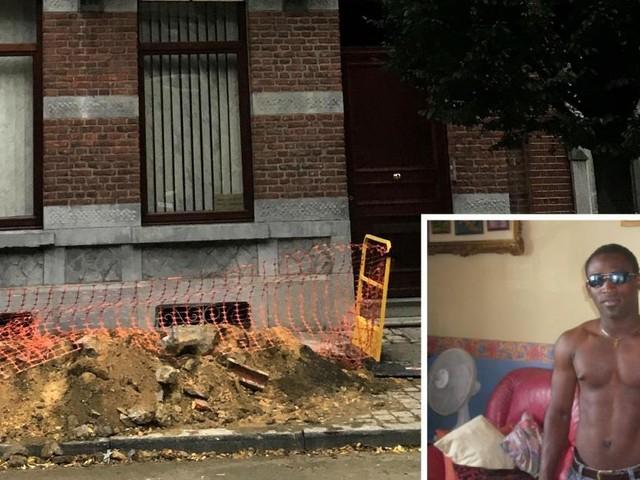 Le corps de Landry a été retrouvé pieds nus dans un jardin à Salzinnes: l'étudiant venait de fêter ses 31 ans