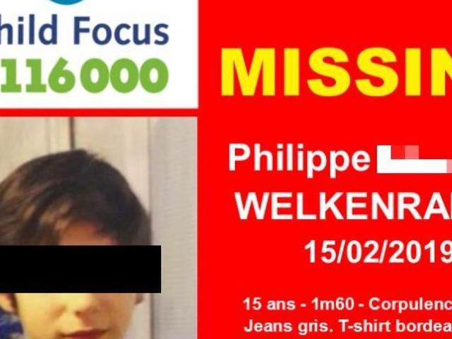Philippe, 15 ans, était porté disparu depuis vendredi à Welkenraedt: l'adolescent a finalement été retrouvé ce dimanche