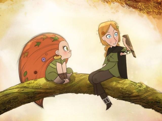 Apple TV+ : un trailer pour Wolfwalkers, le film d'animation des créateurs de Song of the Sea