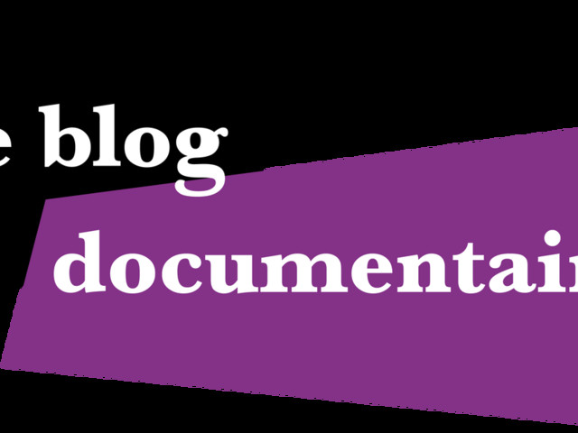 > LE BLOG DOCUMENTAIRE CHANGE D'ADRESSE <