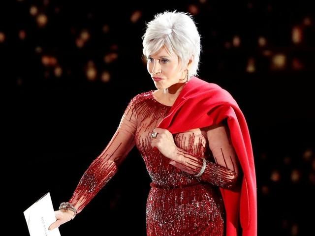 Jane Fonda, 82 ans, ne veut plus faire de chirurgie esthétique