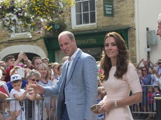La famille royale d'Angleterre ne peut pas manger ce qu'elle veut…
