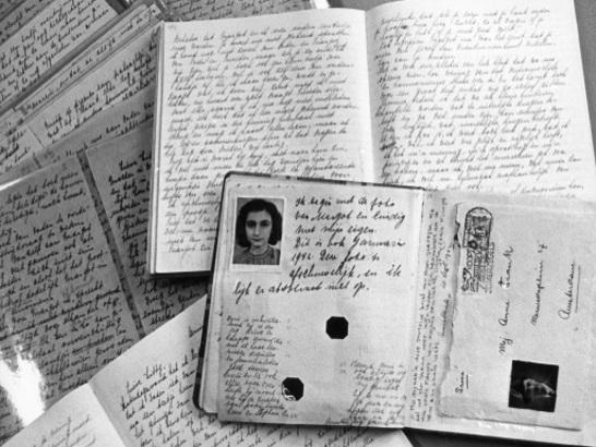Le journal d'Anne Frank toujours aussi pertinent, 75 ans après sa mort