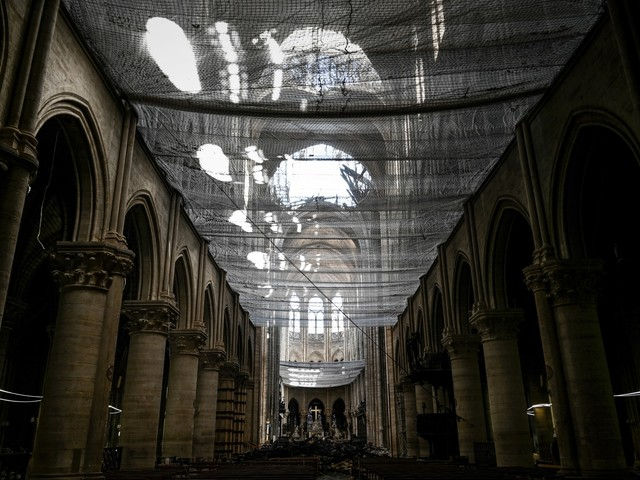 Incendie de Notre-Dame : trois mois après, quel bilan ?
