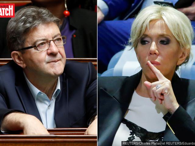Prix de l'humour politique : Brigitte Macron, Mélenchon et Guéant sélectionnés